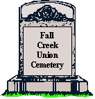 Fall Creek Union Cemetery